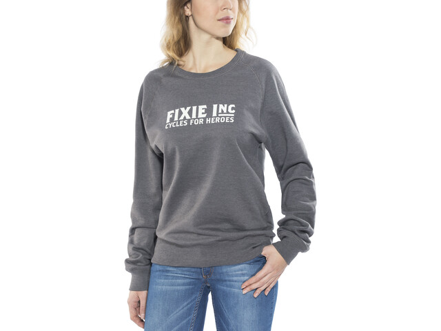 FIXIE Inc. Hero Suéter Unisex, melange grey